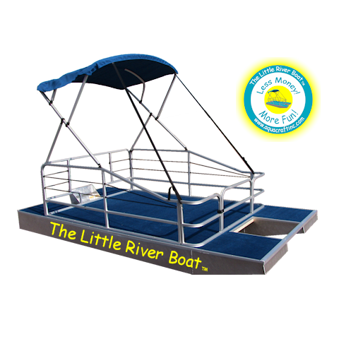 Indigo Blue Little River Boat